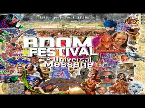 LOVE - Boom Festival - A Universal Message - Full Movie Deut