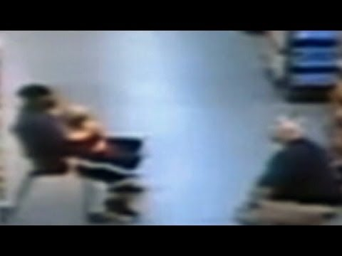 Caught on Tape: Man Snatches Child at Walmart, Mother of Girl 'Immediately Panicked'