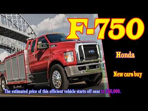 2019 ford f750 4x4 | 2019 Ford F 750 Crew Cab | 2019 ford f750 dump truck | New car sales