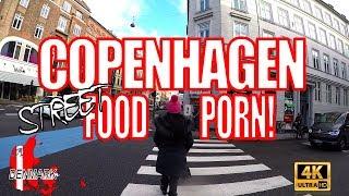 Copenhagen Street Food Porn! Shot in 4K Ultra HD!