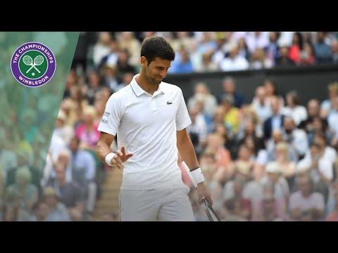 Novak Djokovic is the 2019 Wimbledon gentlemen's singles champion