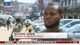 Eyewitness: Ebute Meta Residents Express Worry Over State Of Infrastructure