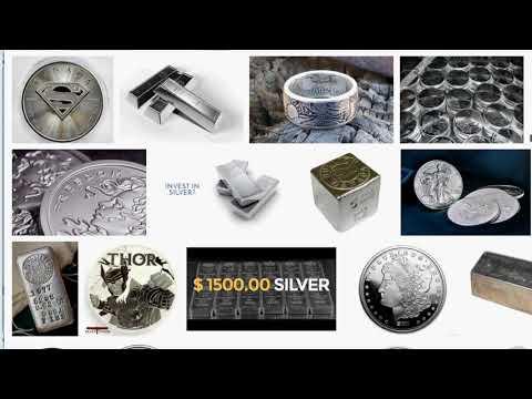 Bitcoin and Silver (Bullion) Ratio