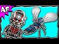 Ant Man Final Battle 76039 Lego Marvel Superheroes Stop Motion ...