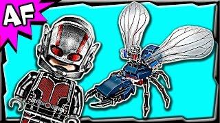 ANT-MAN Final Battle 76039 Lego Marvel SuperHeroes Stop Motion Build Review