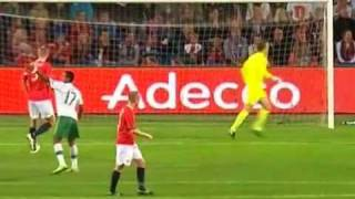 Norway 1-0 Portugal - Full Match Highlights