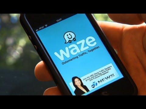 Google buys Israel Waze