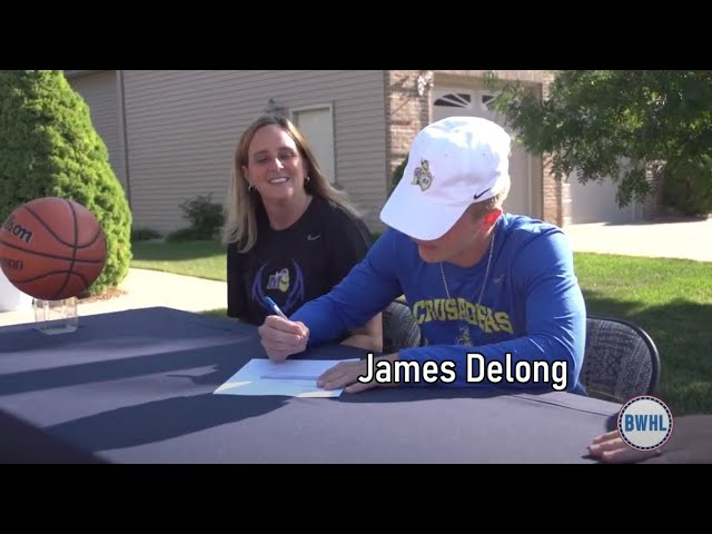 PHN senior James Delong chooses Madonna University