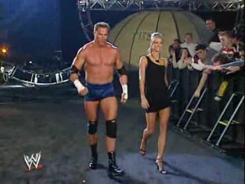 Stacy Keibler at Royal Rumble 2003