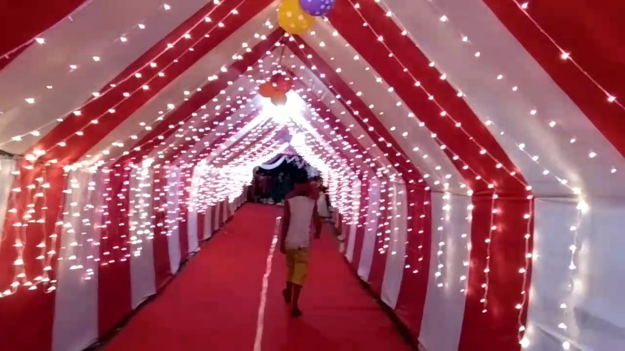 Wedding pandal youtube wedding pandal junglespirit Choice Image