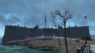 Fallout 4 - Отреставрированный Замок