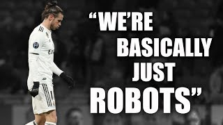 The Truth About Being a Pro Footballer | Gareth Bale's Opinion