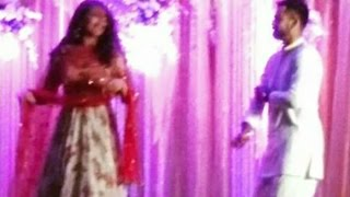 Virat Kohli Dance With Sonakshi Sinha At Rohit Sharma Sangeet Ceremony