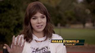 Bumblebee 2018  Hailee Steinfeld Featurette  Paramount Pictures