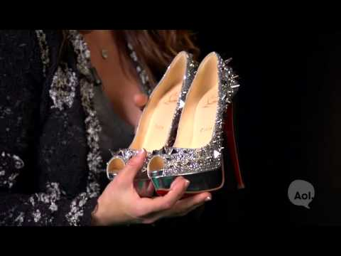 You've Got Beth Shak On Her Louis Vuitton's Shoes