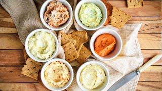 Закуски на праздничный стол - Масло с добавками - 6 рецептов🍴Жизнь - Вкусная!