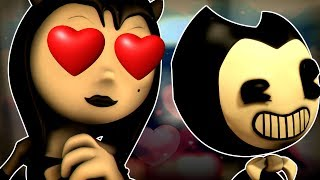ALICE ANGEL'S LOVE FOR BENDY | Bendy and The Ink Machine in Roblox