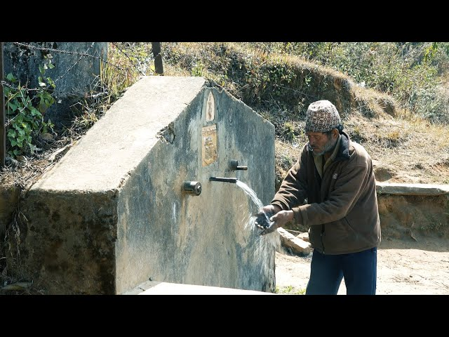 Water and Life: Food for People Nepal