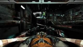 Quake 4 Strogg Medical Facilities Scene