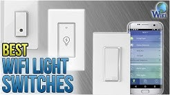 10 Best WiFi Light Switches 2018
