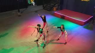 Barcode dance di Varcube
