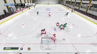 NHL 19 Beta - Quick & Dirty Goalie Highlights