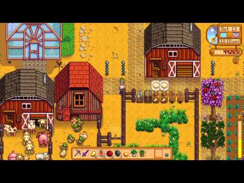 how to get max energy stardew valley