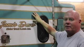 Download Jamie Davis talks about trucks + Old Photo's || Jamie Davis Towing Mp3 and Videos