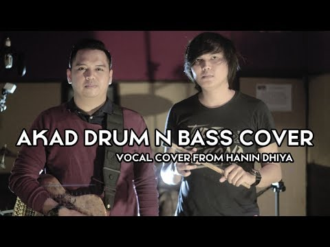 Payung Teduh - Akad Drum n Bass Cover from video hanin dhiya cover. Young feat Riksa Sheehan