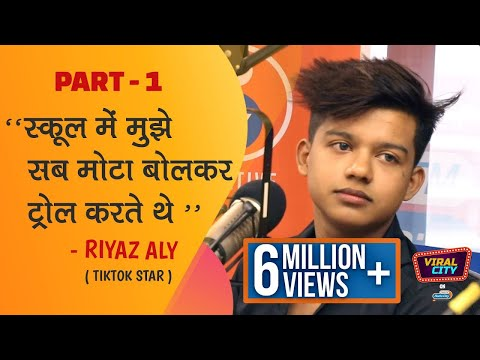 Riyaz Aly - Tik Tok SuperStar with 24+ Million Followers | Part 1 I Viral City