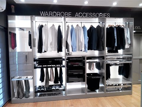 Wardrobe Fittings and Accessories Hafele