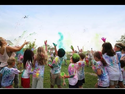 International School of Texas Holi Celebration 2017