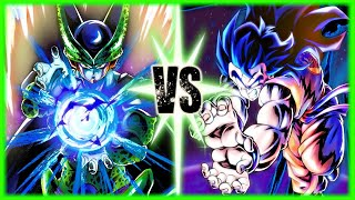 Perfect Cell Vs Yamcha Episode 2