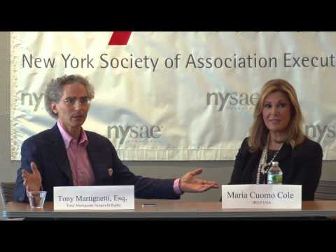 Maria Cuomo Cole: Relationships
