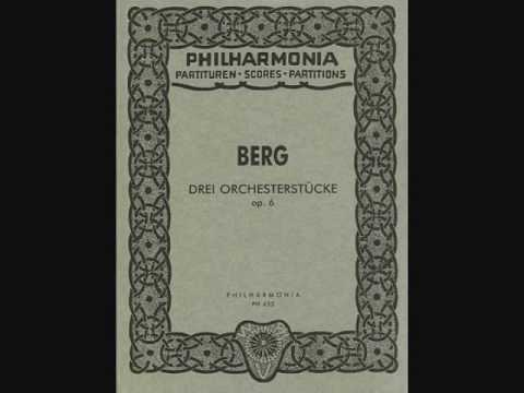 Alban Berg - Three Orchestral Pieces, II