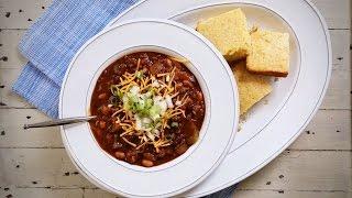 Chili Recipes - How to Make Chili