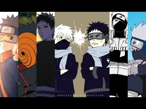 Obito's Dream - AMV - Broken Youth by NICO Touches the Walls