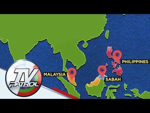 Foreign ministers ng Pilipinas at Malaysia nagkainitan dahil sa isyu ng Sabah | TV Patrol