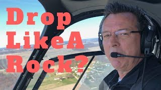 WHY Helicopters DON'T FALL FROM THE SKY when the engine fails!