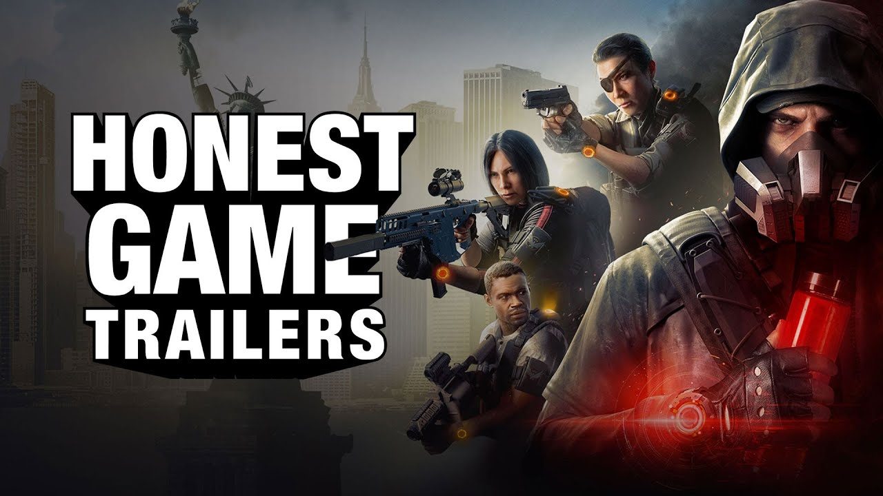 Download Honest Game Trailers | The Division 2: Warlords of New York