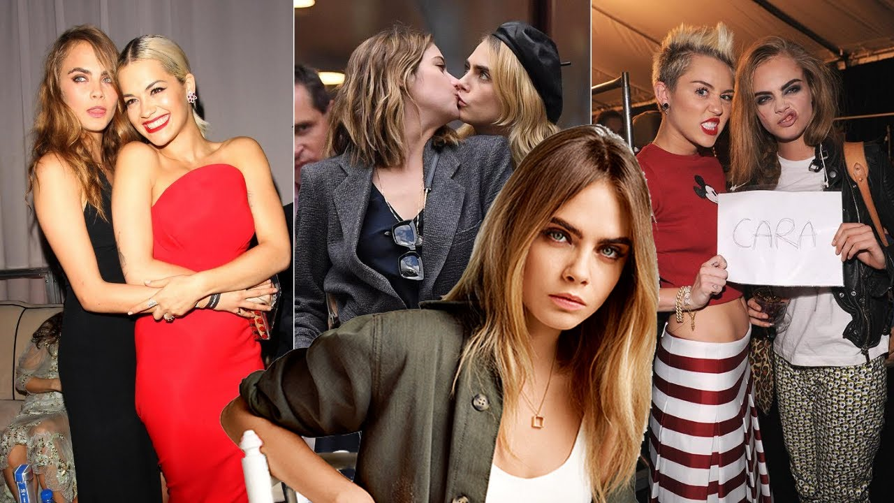 Girls Cara Delevingne Has Dated.