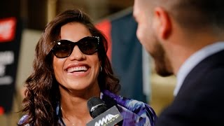 UFC 192: Julianna Pena Feels She Doesn