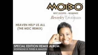 Beverley Trotman. MOBO AWARDS 2010 (Best Gospel Nominee) (& XFACTOR 2007).m4v