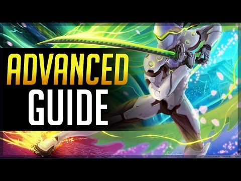 An Actually Advanced Genji Guide. (Overwatch)