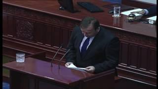 Димитриев: Андонов е човек со кредибилитет и максимално професионално ќе ја извршува функцијата