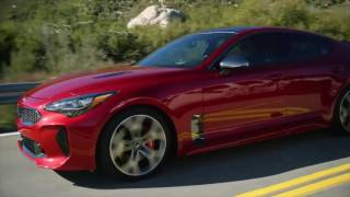 2018 Kia Stinger GT vs 2017 BMW M4 - You Decide