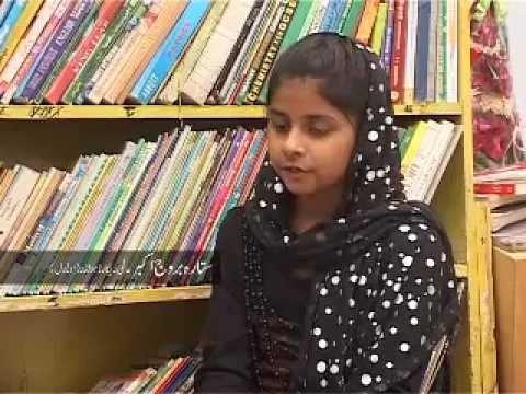Ali Moeen Nawazish Interviews 11 year old Sitara Brooj Akbar