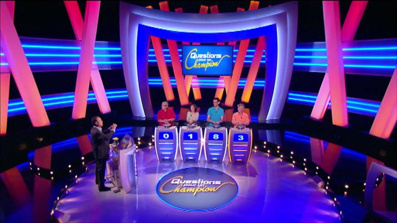Questions Pour Un Champion Neuf Points Gagnant 30072015 Youtube