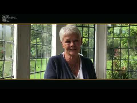 A message from Dame Judi Dench