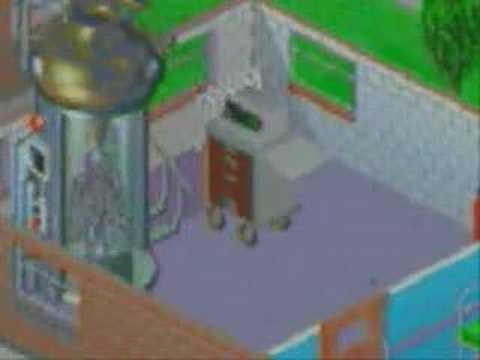 Theme Hospital - Trailer